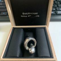 Silver 925 Takashi Murakami Mushroom Charm Kaikai Kiki Pendant Necklace - $387.09
