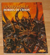 * Warhammer Armies Hordes of Chaos Games Worksh... - $10.00
