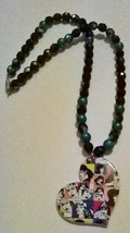 Artisan Crafted Retro Style Beaded Necklace - $7.99