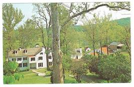 Vintage 1970 Postcard Hopewell Village Pennsylvania PA - $2.95
