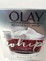 Olay Regenerist Whip Active Moisturizer 1.7oz 48g. New In Box - $13.86