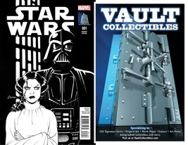 25 Copy Lot Star Wars #1 Marvel Amanda Conner Sketch Cover Art Variant E... - $122.75