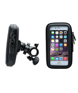 Waterproof Bicycle Bike Stand Holder Mount Case Bag For Apple iPhone 6 P... - $15.99
