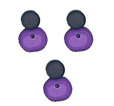 BUTTON PACK for Have A Wicked Halloween cross stitch chart Just Another Button  - $5.45