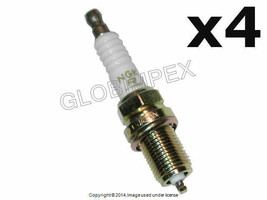Mercedes r170 (1998-2000) Spark Plug (Set of 4) NGK + 1 YEAR WARRANTY - $36.95