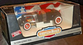 American Muscle 1932 Ford Street Rod - 1:18 Scale ERTL Collectibles AA20-NC8164