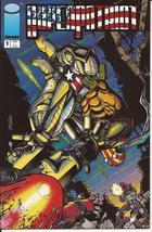 Image Comics Superpatriot #1 Premiere Issue  Keith Giffen Erik Larsen Ad... - $2.95