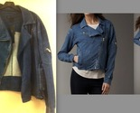 Mj denim biker jacket thumb155 crop
