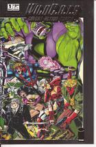Image Comics WildC.A.T.S. Sourcebook #1 Action Adventure Mystery Drama - $3.50