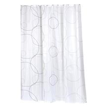 Ava Fabric Shower Curtain-1301-FSC-AVA - $29.59