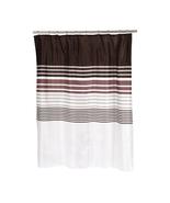 Christina Fabric Shower Curtain-1301-FSC-CRS - $30.13