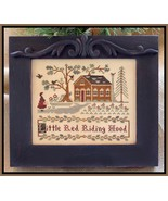 Little Red Riding Hood cross stitch chart Classic Colorworks  - $8.00