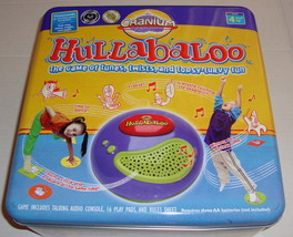 Cranium Hullabaloo  Electronic Game In Tin Container-Complete - $24.00
