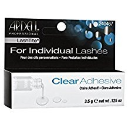 Ardell Lashtite Adhesive Clear .125 oz 3.5 g New in Box  - $9.99