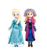 Elsa   anna plush 1 thumbtall