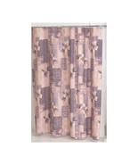 Magnolia Fabric Shower Curtain-1301-FSC-M - $24.03