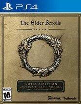 The Elder Scrolls Online - PlayStation 4 Gold Edition [video game] - $9.31