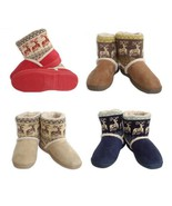 Winter Ankle Boots For Women Warm Plush Snow Shoes Boots - $23.00