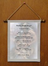 Pueblo Indian Prayer - Personalized Wall Hanging (441-1) - $19.99