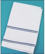 Blue Nancy Kitchen Towel 15x24 14ct cross stitc... - $7.65