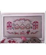 Petit Marche de Noel christmas cross stitch chart Cuore e Batticuore  - $16.20