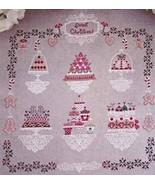 Sweet Christmas cross stitch chart Cuore e Batticuore  - $17.55