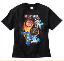 BOYS 10/12, 14/16 OR 18 - Lego Ninjago Masters of Spinjitzu Tornado T-SHIRT - $13.86