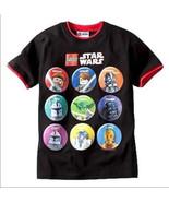 BOYS 10/12, 14/16 OR 18 - Lego Star Wars - Character Circles Cameos T-SHIRT - $6.93