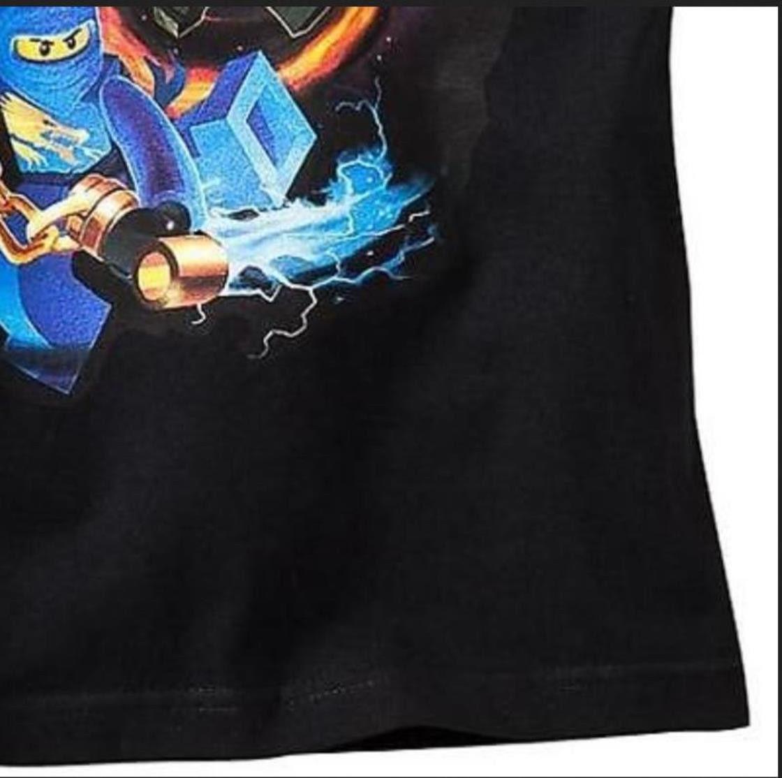 BOYS 10/12, 14/16 OR 18 - Lego Ninjago Masters of Spinjitzu Tornado T-SHIRT