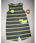 BOYS 18 MONTHS - Carter's Child of Mine - Alligator & Lobster Surf Dudes... - $7.92