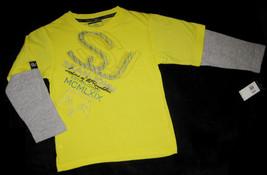 BOYS 5/6 Sean John / P Diddy`- Leaders of the Revolution DESIGNER SHIRT - $14.00