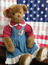 "Boyds Bears ""Miss Carol Ann""- 36"" Patty Duke Bear- Signed- 2005 - NWT- Retired - $159.99"
