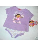 GIRLS 3-6 OR 6-9 MONTHS - Nick Jr. - Dora the Explorer PLAYSET - $5.99
