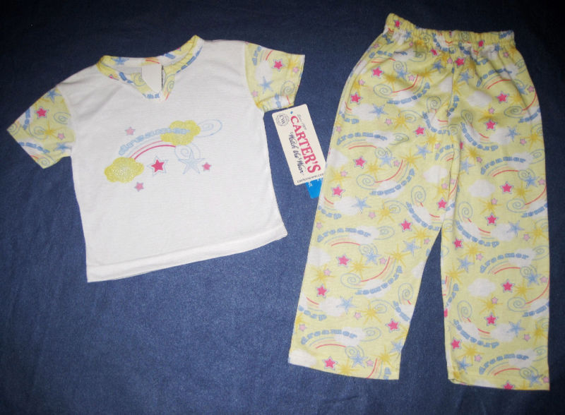 6d705b443 Girls 3 T Cw Carters Dreamer P Js Pajamas and 50 similar items