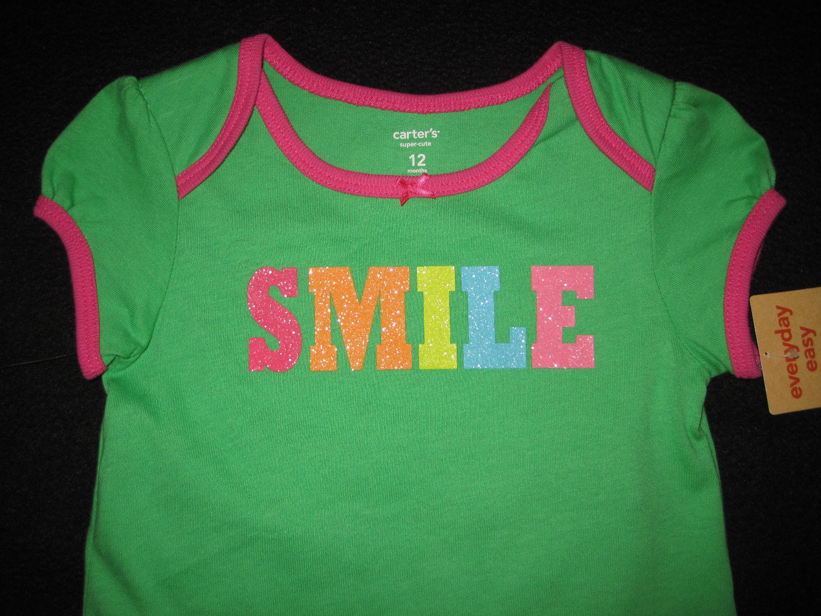 GIRLS 12 MONTHS - Carter's Everyday - Knit 3-PIECE DRESS & PANTY SET image 3