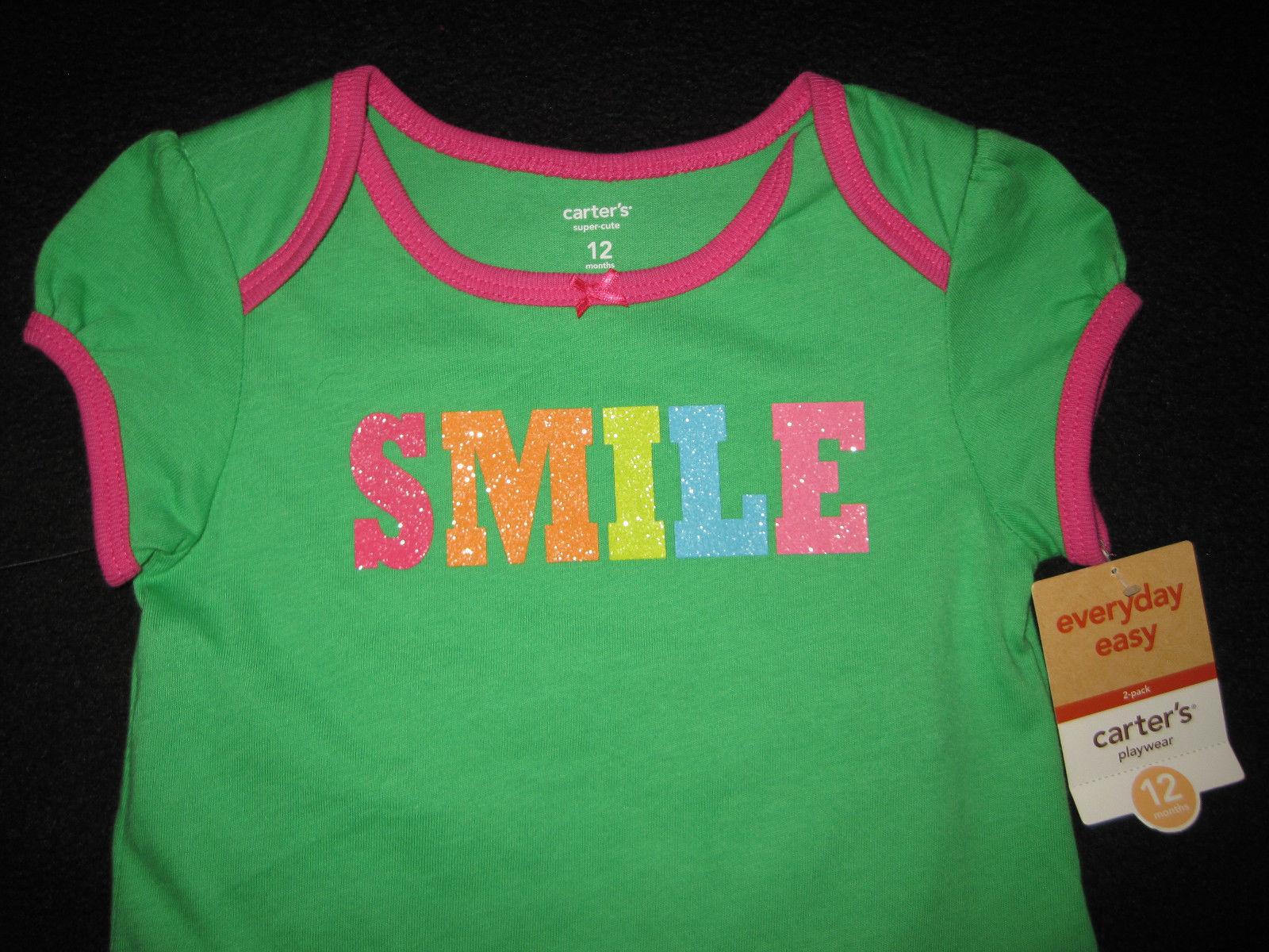 GIRLS 12 MONTHS - Carter's Everyday - Knit 3-PIECE DRESS & PANTY SET image 4