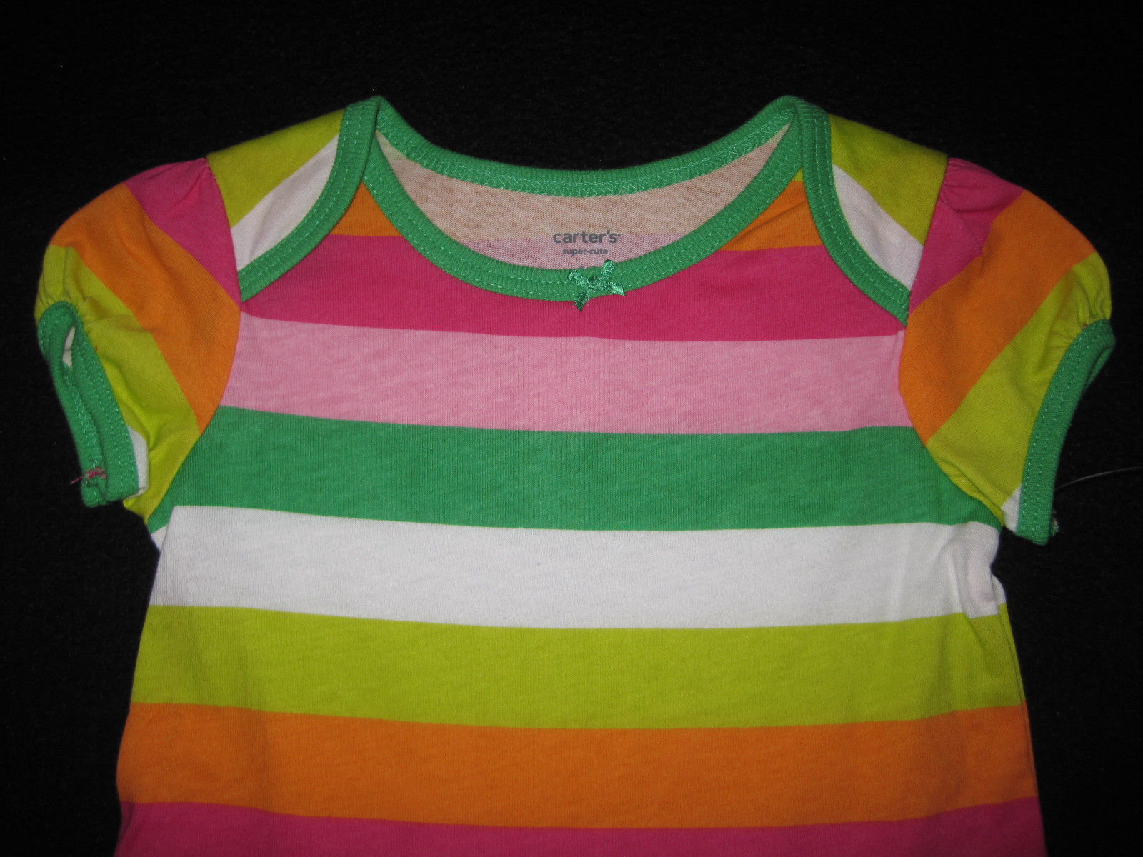 GIRLS 12 MONTHS - Carter's Everyday - Knit 3-PIECE DRESS & PANTY SET image 6