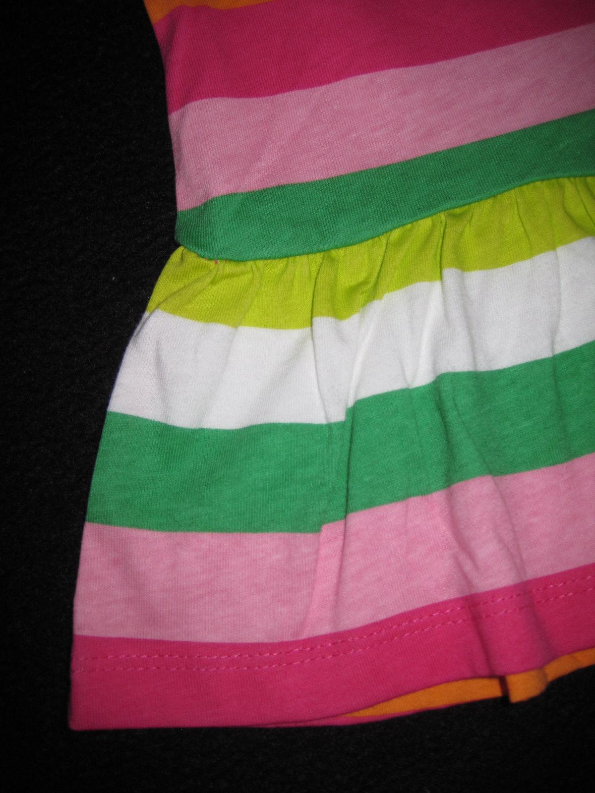 GIRLS 12 MONTHS - Carter's Everyday - Knit 3-PIECE DRESS & PANTY SET image 7