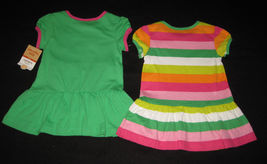GIRLS 12 MONTHS - Carter's Everyday - Knit 3-PIECE DRESS & PANTY SET image 9
