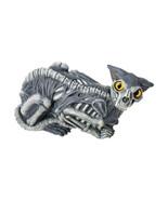 Haunted Zombie Cat Halloween Prop Haunted House Skull Skeleton Zombie De... - $21.90