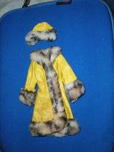 Vintage Mod Barbie Coat & Hat - $9.95