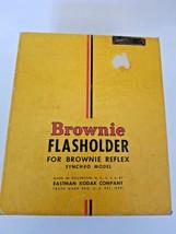 Kodak Brownie Flasholder for Brownie Reflex Camera Synchro Model Flash Holder - $8.99