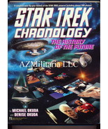 Star Trek Chronology The History Of The Future - $5.75