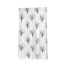 Carnation Home Fashions Extra Long Faith Fabric Shower Curtain 1301-FSCX... - $26.25