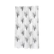 Carnation Home Fashions Extra Long Faith Fabric Shower Curtain 1301-FSCX... - $26.25