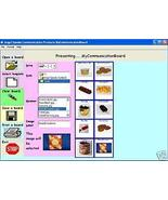 CD - PECS Pictures for Visual Autism MyCommunication Board 1.2  - $29.99