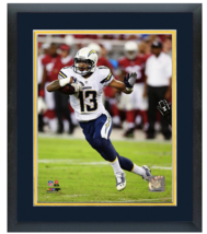 Keenan Allen 2014 San Diego Chargers - 11 x 14 Matted/Framed Photo - $43.95