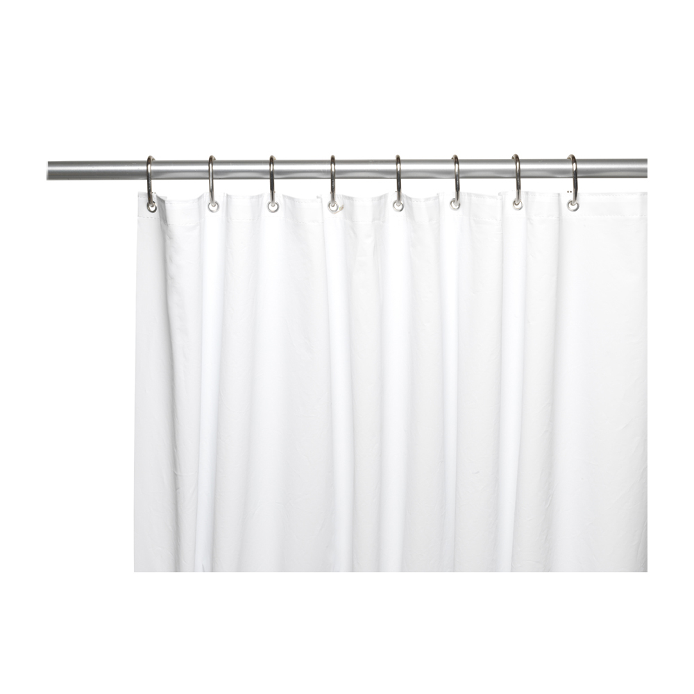 Shower Stall-Sized, Clean Home Liner in White 1301-SCEVA-10-ST-21