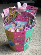 Unique One of a Kind Disney Princess Easter Birthday Gift Basket for Girls - $24.99