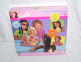 Barbie Superstar Board Game From 2000 NEW! RARE - $39.96